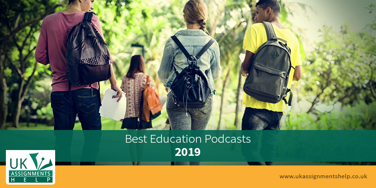 Best Education Podcasts 2019