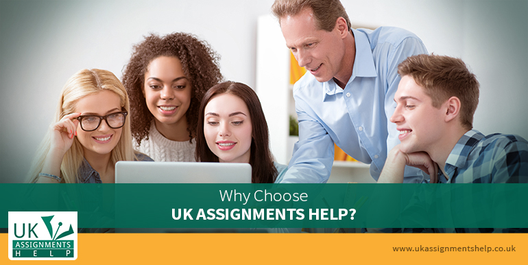 Why Choose UK Assignments Help