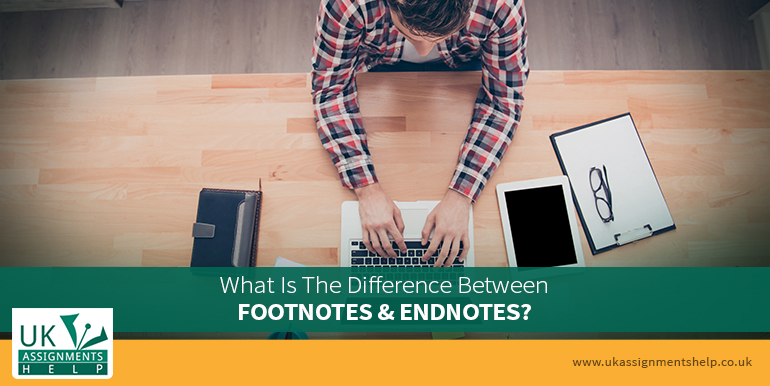 What Is The Difference Between Footnotes And Endnotes